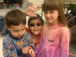 3 kids of F