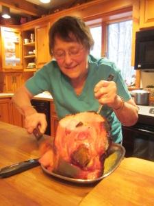 Easter Ham