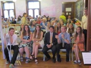 June 2013 end of school 353