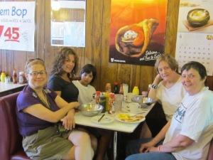 July 2013 trip B 532