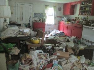 kitchen hoard