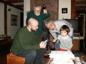 Dad's 80th Birthday 016