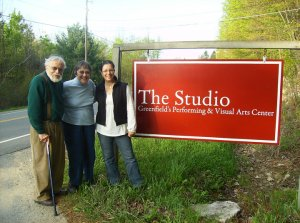 the Studio new sign
